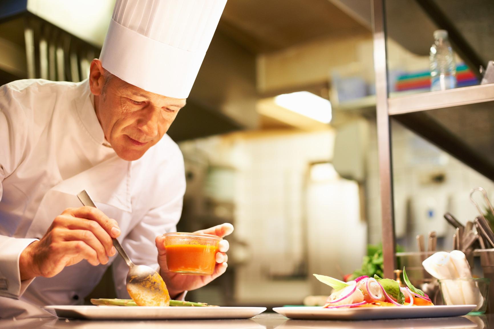 Nghề đầu bếp: Gian truân và sự đền đáp xứng đáng
