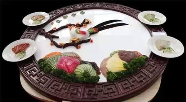 Những tuyệt tác trên bàn ăn khiến bạn phải sững sờ chiêm ngưỡng